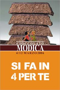 eurochocolate modica